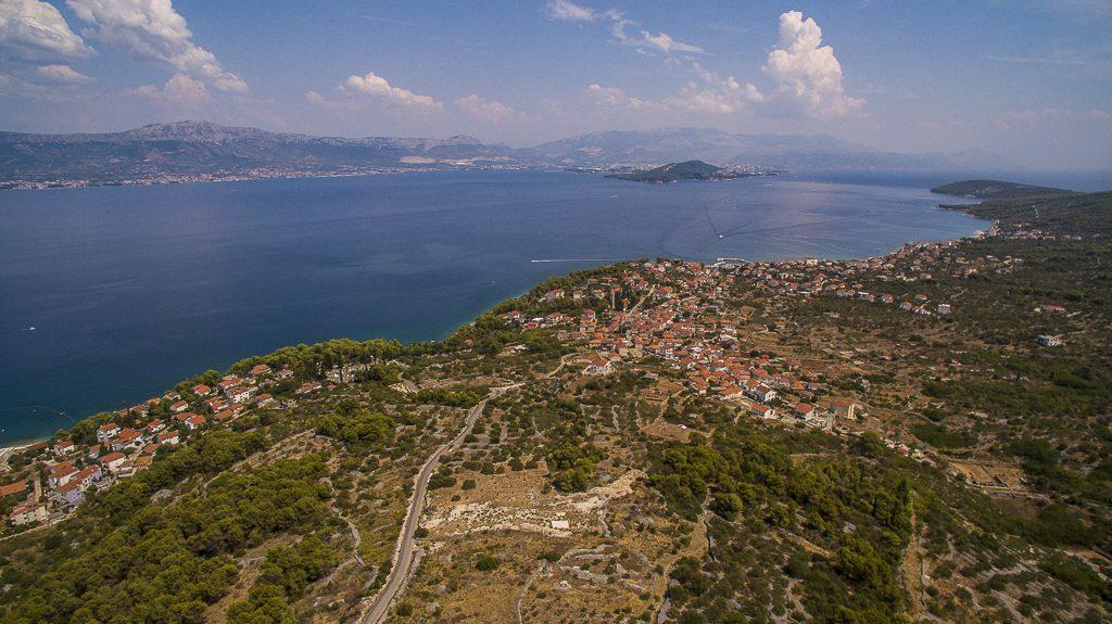 Croatie Slatine