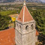 Chapelle de Tugare en Croatie