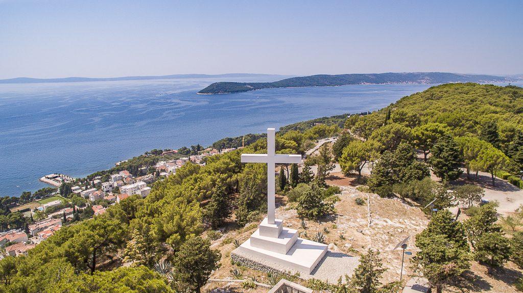 Croatie Parc Marjan