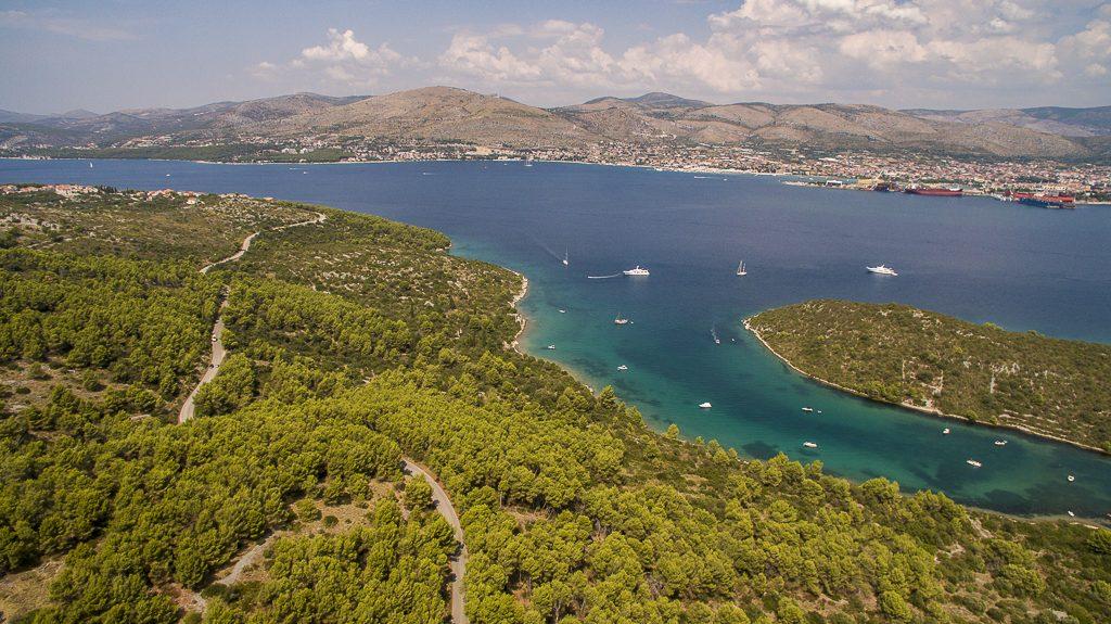 Croatie Otok Ciovo