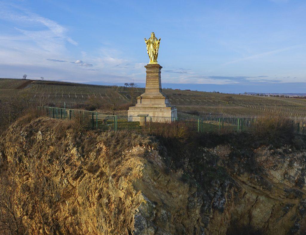 Wolxheim Statue Horn