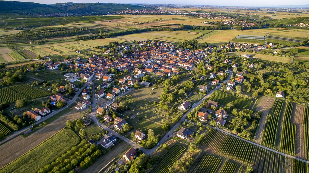 Village de Traenheim