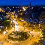 Illuminations de Noël à Schweighouse-sur-Moder