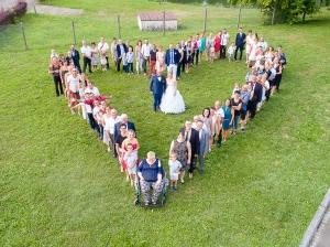 Mariage - Photos de groupe