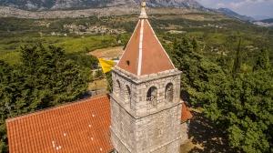 Chapelle de Tugare - Croatie