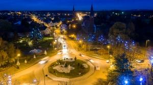 Illuminations de Noël - Schweighouse-sur-Moder